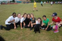 Sports Day 2018 - What a scorcher!
