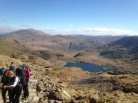 Y10 Geography trip to Snowdonia